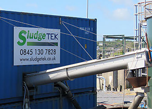 DeWatering Plants and Centrifuge Rental by Sludgetek Ltd