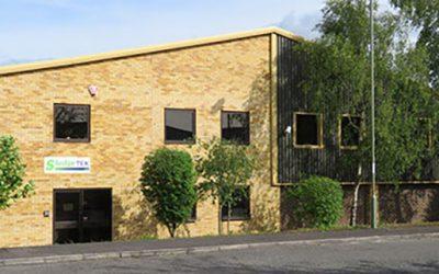 New Offices for SludgeTEK